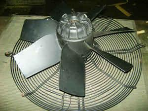 Вентиляторный электродвигатель